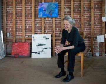 Irene Lawrence, photo by Scott Lapham.